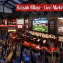 Ballpark Village Band and Activities for Homestand